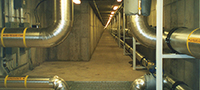 Tunnel Provides USU with Utility Distribution System