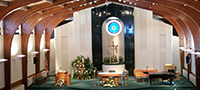 Renovated Chapel Serves Multiple Faiths