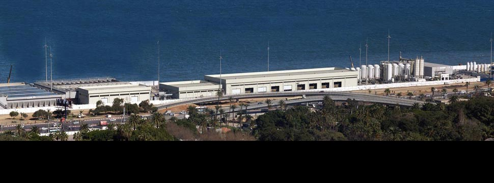 Desalination Plant Provides Clean Water To Algeria