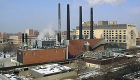 Abbott Power Plant Expansion