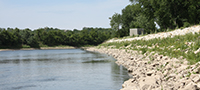 Strengthening Des Moines Riverbanks