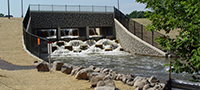 Dam Reconstruction Adds Aesthetic Value, Flood Protection for Minnesota Town