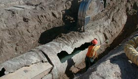 Sloan Lane Sewer Project