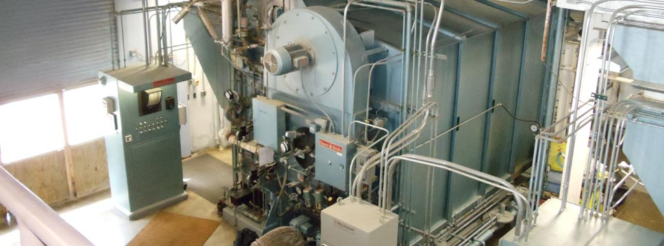 VA Medical Center Boiler Plant Upgrades - Stanley Consultants