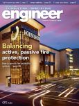 Consulting-Specifying Engineer, October 2014 Cover